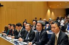 Vietnam asiste al período 59 de sesiones de la Asamblea de Estados miembros de la OMPI