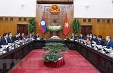 Reafirman Vietnam y Laos su gran amistad