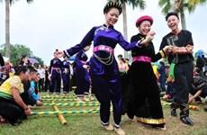 Efectuarán este mes numerosas actividades en Aldea de Cultura y Turismo de las Nacionalidades en Hanoi