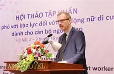 Combate Vietnam la violencia contra mujeres migrantes