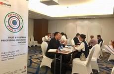Aspiran empresas italianas a asociarse con Vietnam en producción agrícola