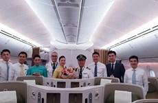 Realiza Vietnam Airlines su primer vuelo con el avión Boeing 787- 10 a Seúl
