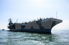 Anunció Estados Unidos que aplicará ley de libertad de navegación y sobrevuelo en Mar del Este