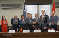 Establecen Vietnam y Estados Unidos asociación de cooperación integral en energía