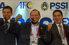 Eligen a nuevo presidente del Senado de Indonesia