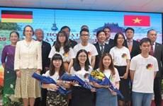 Promueve Ciudad Ho Chi Minh relaciones con Alemania