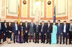 Proyectan Vietnam y España promover cooperación en energía y turismo