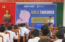Apoya Suecia empoderamiento de niñas en Vietnam