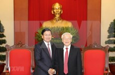 Refleja prensa laosiana visita oficial a Vietnam del primer ministro Thoungloun Sisoulith