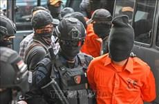 Arrestan en Indonesia a cinco presuntos terroristas