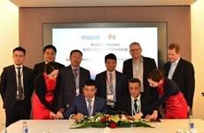 Firma grupo chino Huawei acuerdo para proveer servicios 5G en Malasia