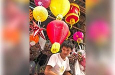 Celebrarán Festival de la luz en Myanmar