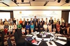 Debaten Vietnam y Australia medidas para elevar papel de diplomáticas en era digital