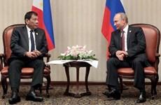 Impulsan Rusia y Filipinas la cooperación bilateral