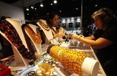 Aumenta Tailandia sus exportaciones de joyas y gemas