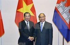Inicia primer ministro de Camboya visita oficial a Vietnam