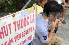 Comisión del Parlamento vietnamita debate sobre la lucha contra el tabaquismo