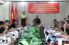 Prepara Vietnam recursos humanos para misiones de paz