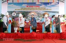 Inician construcción de zona conmemorativa de pasadas luchas en ciudad vietnamita de Can Tho