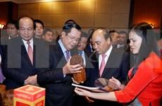 Realizan Conferencia de Promoción Comercial e Inversionista entre Vietnam y Camboya