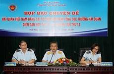 Organizará Vietnam reunión de directores generales de aduanas de  ASEM
