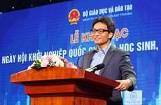 Efectúan en Vietnam Festival de Emprendimiento para estudiantes 2019