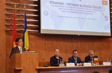 Promueven empresas vietnamitas comercio en Rumania y Bulgaria