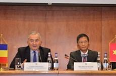 Celebran XVI Reunión del Comité Mixto sobre cooperación económica Vietnam-Rumania