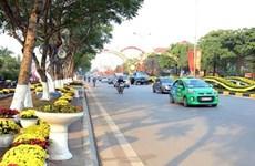Registra sector de transporte de provincia vietnamita de Vinh Phuc altos ingresos en nueve meses de 2019