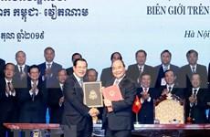Concluye Premier de Camboya su visita oficial a Vietnam