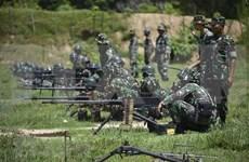 Indonesia consolida defensa marítima nacional