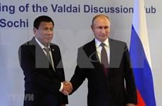 Filipinas y Rusia promueven cooperación de comercio e inversión