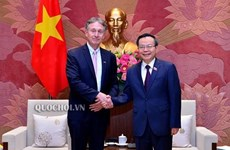 Aboga Vietnam por fortalecer nexos comerciales entre ASEAN y UE