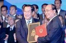 Destaca prensa camboyana visita a Vietnam de primer ministro Hun Sen