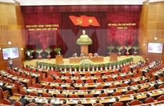 Sesiona XI pleno del Comité Central del Partido Comunista de Vietnam