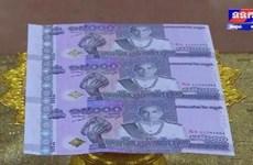 Camboya lanza nuevo billete para celebrar aniversario de coronación del Rey