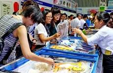 Inauguran en Hanoi Feria de Productos Acuáticos