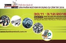 Celebrarán en Vietnam Exposición Internacional de Utensilios Metálicos y Herramientas Manuales
