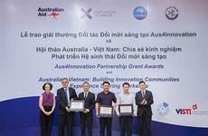 Intercambian Vietnam y Australia sobre desarrollo de ecosistemas de innovación