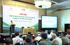 Vietnam por mayor participación en cadena de valor global de productos agrícolas