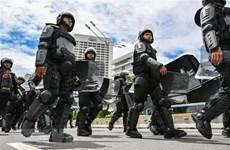 Arrestan en Indonesia a presuntos terroristas