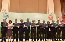 Países de la ASEAN por reforzar lucha contra contaminación del mar y aire