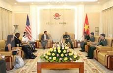 Promueven cooperación bilateral de defensa entre Vietnam y Estados Unidos