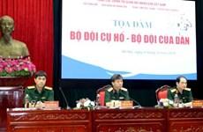 Destacan en Vietnam dignidad del ejército del Presidente Ho Chi Minh