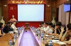 Respaldará la OIT al  Seguro Social de Vietnam en formación del personal