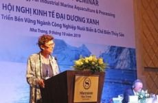 Intercambian Vietnam y Noruega experiencias sobre acuicultura marina