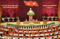 Prosigue Comité Central del Partido Comunista de Vietnam su XI pleno