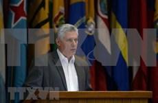 Felicita Vietnam a nuevos líderes de Cuba