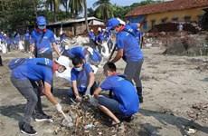 Más de 200 voluntarios participarán en campaña de recogida de basura en Hanoi