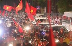 Alaba la prensa asiática victoria de selección de fútbol de Vietnam ante Malasia